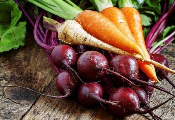 10 loại thực phẩm giải độc gan hiệu quả - 3