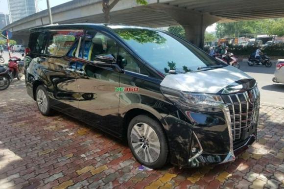 MPV hạng sang Toyota Alphard 2018 về Việt Nam giá từ 6,3 tỷ đồng - 1
