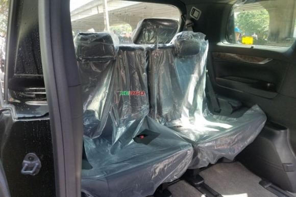 MPV hạng sang Toyota Alphard 2018 về Việt Nam giá từ 6,3 tỷ đồng - 7