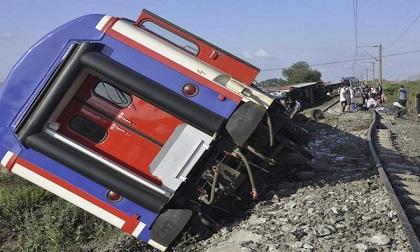 Thổ Nhĩ Kỳ: Mưa lớn, tàu hỏa bị lật khiến hơn 80 người thương vong
