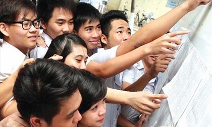 Điểm chuẩn 2018 của các trường ĐH top trên dự kiến là bao nhiêu?