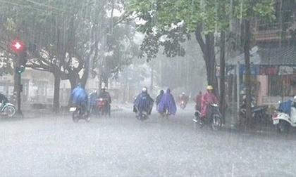 Tin mới thời tiết 10/7: Mưa dông diện rộng khắp cả nước, nguy cơ lũ quét nhiều nơi