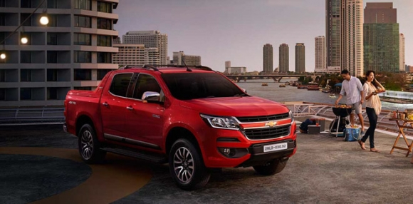 6 xe bán tải bán chạy nhất Việt Nam tháng 6/2018: Chevrolet Colorado giữ vững ngôi đầu - 1