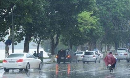 Tin mới thời tiết 12/7: Bắc Bộ có mưa rào rải rác, Hà Nội bắt đầu tăng nhiệt