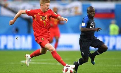 """ĐT Pháp hùng bá World Cup: Dưới đất có Kante, trên không 2 """"oanh tạc cơ"""""""