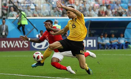Anh - Bỉ: Siêu sao tỏa sáng, hai đòn chí mạng (Tranh hạng ba World Cup)