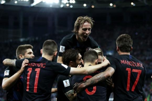 Pháp - Croatia chung kết World Cup: