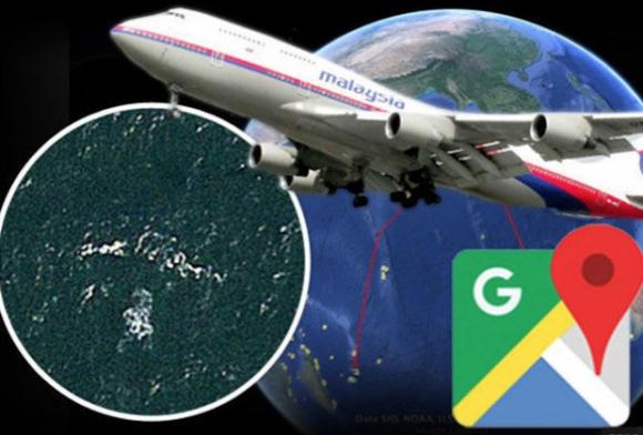 MH370: Tìm thấy vị trí máy bay yên nghỉ? - 1