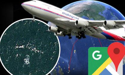 MH370: Tìm thấy vị trí máy bay yên nghỉ?