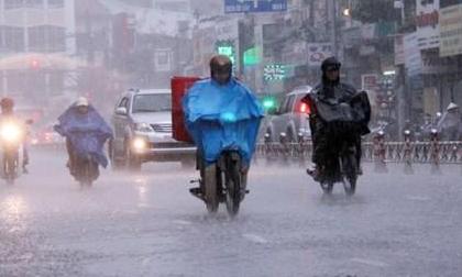 Tin mới thời tiết 15/7: Bắc Bộ tiếp tục mưa lớn, áp thấp nguy hiểm trên biển Đông