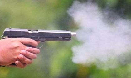 Đại úy công an bị khống chế bằng súng cướp ô tô trong đêm