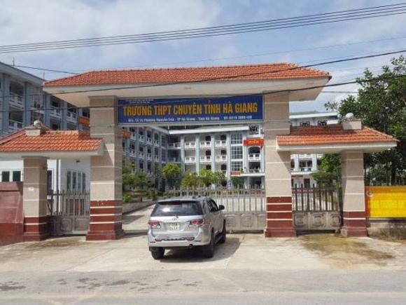 Không ít thí sinh ở Hà Giang được nâng tới... 20 điểm - 1