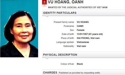 Truy nã quốc tế trùm ma túy chị ruột của Dung Hà