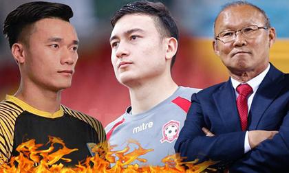 U23 Việt Nam: Mũi tên trúng 2 đích của HLV Park Hang-seo và 'cuộc chiến' Tiến Dũng–Văn Lâm
