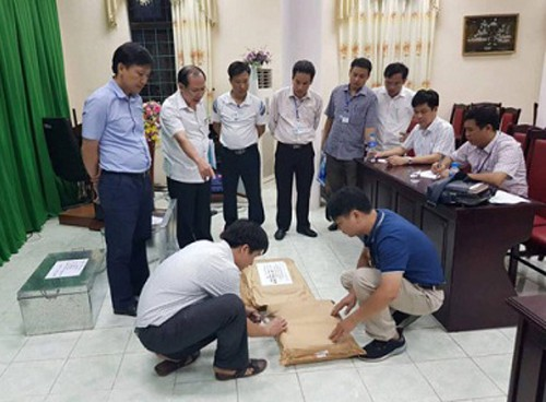 """Vụ gian lận điểm thi Hà Giang: """"Xuất hiện"""" người thứ 2 sau ông Vũ Trọng Lương - 1"""