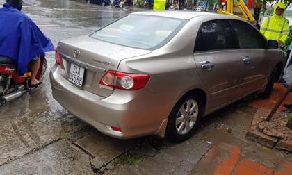 Bắt xe chở thi thể bé 8 tuổi vụ trọng án ở Thanh Oai