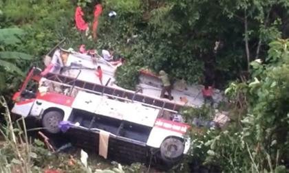 Danh tính nạn nhân vụ xe khách lao xuống vực sâu ở Cao Bằng
