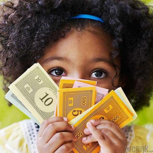 Trẻ sẽ khó thành công nếu không được dạy 11 bài học về tiền bạc sau đây - 1