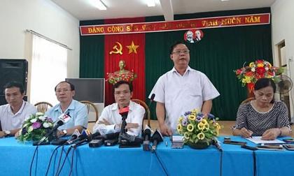 Năm cán bộ ở Sơn La sửa điểm thi