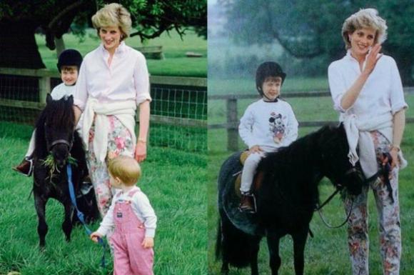 Hàng thập kỷ đã qua,cách dạy con của Công nương Diana vẫn được thế giới học tập - 1