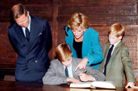 Hàng thập kỷ đã qua,cách dạy con của Công nương Diana vẫn được thế giới học tập - 5