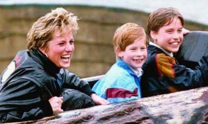 Hàng thập kỷ đã qua,cách dạy con của Công nương Diana vẫn được thế giới học tập
