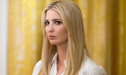 Con gái ông Trump đau đớn đóng cửa