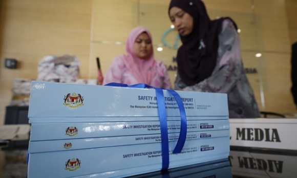 Chính thức: Máy bay MH370 đi chệch hướng do có người điều khiển - 2