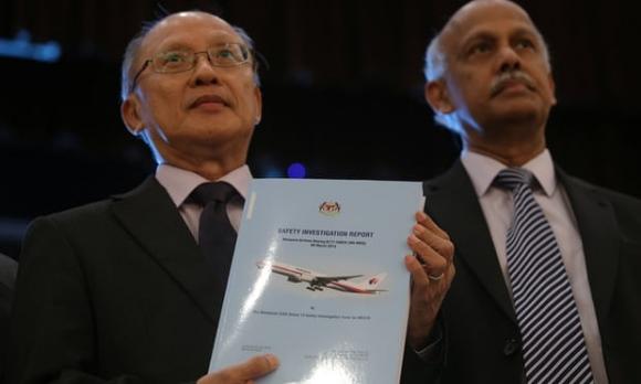 Chính thức: Máy bay MH370 đi chệch hướng do có người điều khiển - 1