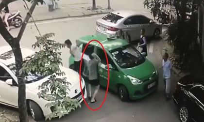 Khởi tố chủ xe Mercedes 'choảng' gạch vỡ đầu tài xế taxi Mai Linh
