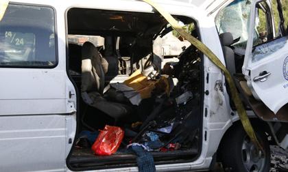 Vụ tai nạn xe dâu 13 người chết: Giây phút đâm nhau hai xe chạy tốc độ bao nhiêu?