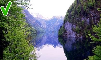 Những địa điểm du lịch 'chất nhất thế giới' nhưng lại ít tốn kém dành cho dân phượt