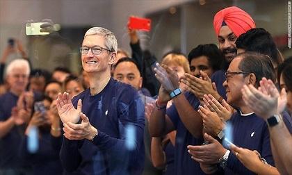 NÓNG: Apple chính thức đạt giá trị 1.000.000.000.000 đô la Mỹ