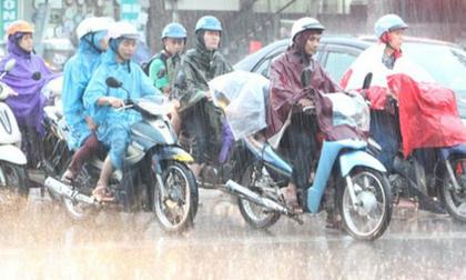 Tin mới thời tiết 4/8: Miền Bắc tiếp tục mưa trên diện rộng, cảnh báo lở đất ở vùng núi