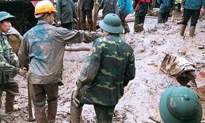 NÓNG: Sạt lở đất ở Lai Châu, 10 người chết và mất tích