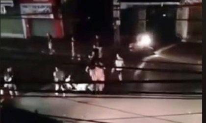 Quảng Ninh: Hai băng nhóm chém nhau kinh hoàng, nhiều người bị thương