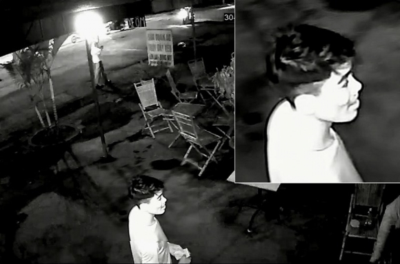 Công an công bố hình vụ giết tài xế Grab, cướp xe ở Bình Dương - ảnh 1