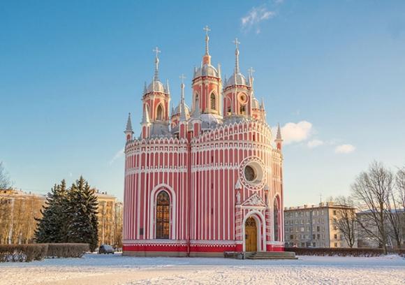 Choáng ngợp trước 7 nhà thờ lộng lẫy không khác gì thế giới cổ tích - 1