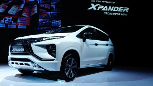 MPV 7 chỗ Mitsubishi Xpander 2018 chính thức ra mắt tại Việt Nam, giá bán từ 550 triệu đồng - 1