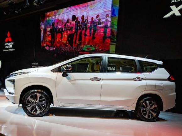 MPV 7 chỗ Mitsubishi Xpander 2018 chính thức ra mắt tại Việt Nam, giá bán từ 550 triệu đồng - 2