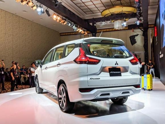 MPV 7 chỗ Mitsubishi Xpander 2018 chính thức ra mắt tại Việt Nam, giá bán từ 550 triệu đồng - 3