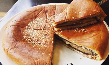 Tiết lộ bất ngờ về bánh trung thu Hồng Kông to như pizza