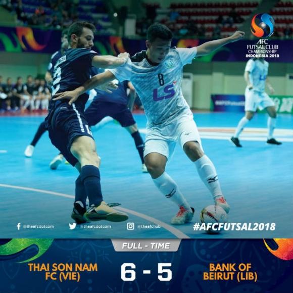 Futsal Việt Nam gây chấn động: Ngược dòng kinh điển, vào chung kết châu Á - 1