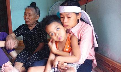 Bơ vơ nỗi đau con trẻ sau đại tang 13 người chết ở Lương Điền