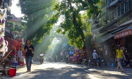 Tin mới thời tiết 11/8: Cuối tuần Hà Nội nắng nóng, áp thấp nhiệt đới sức gió mạnh cấp 6
