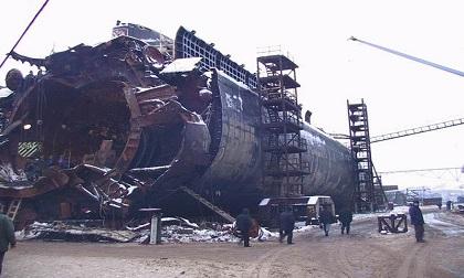 Ngày này năm xưa: Nổ tàu ngầm thảm khốc nhất lịch sử Nga