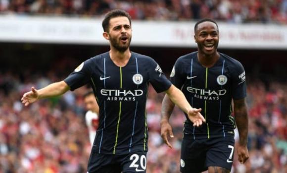 Arsenal 0-2 Man City: Dang cap nha vo dich hinh anh 2