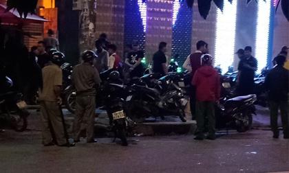 Hỗn chiến kinh hoàng trước quán bar ở Sài Gòn lúc rạng sáng