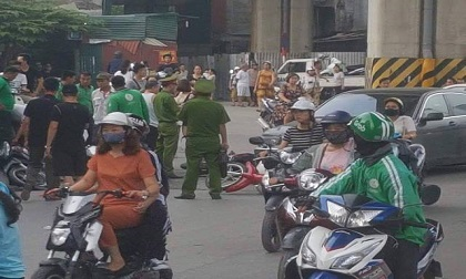 Hà Nội: Lý do khó tin khiến nữ tài xế BMW gây tai nạn liên hoàn trước cửa Royal City