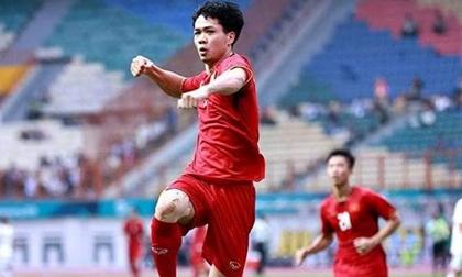 U23 Việt Nam - U23 Bahrain: Cú sút 'sấm sét', vỡ òa Công Phượng